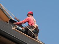 Dakdekker voor daklekkage